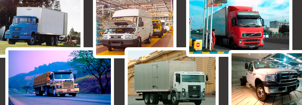 Procura por caminhões no Mercado Livre cresceu 49%