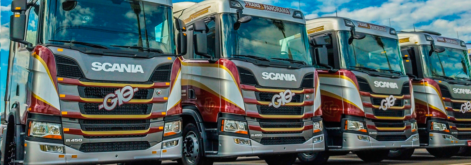 Scania vende 300 caminhões ao G10