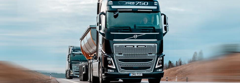 Volvo tem novo sistema anti-colisão