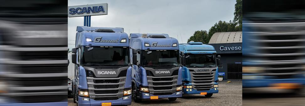 Scania R 450 é 10% mais econômico em relação ao R 440