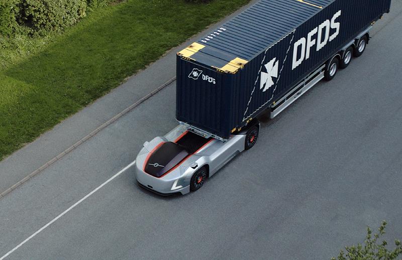 Volvo VERA entra em operação