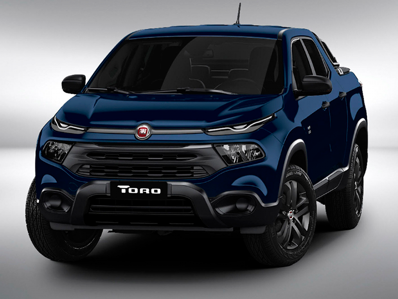 Fiat Toro 2020 chega com novas versões de entrada