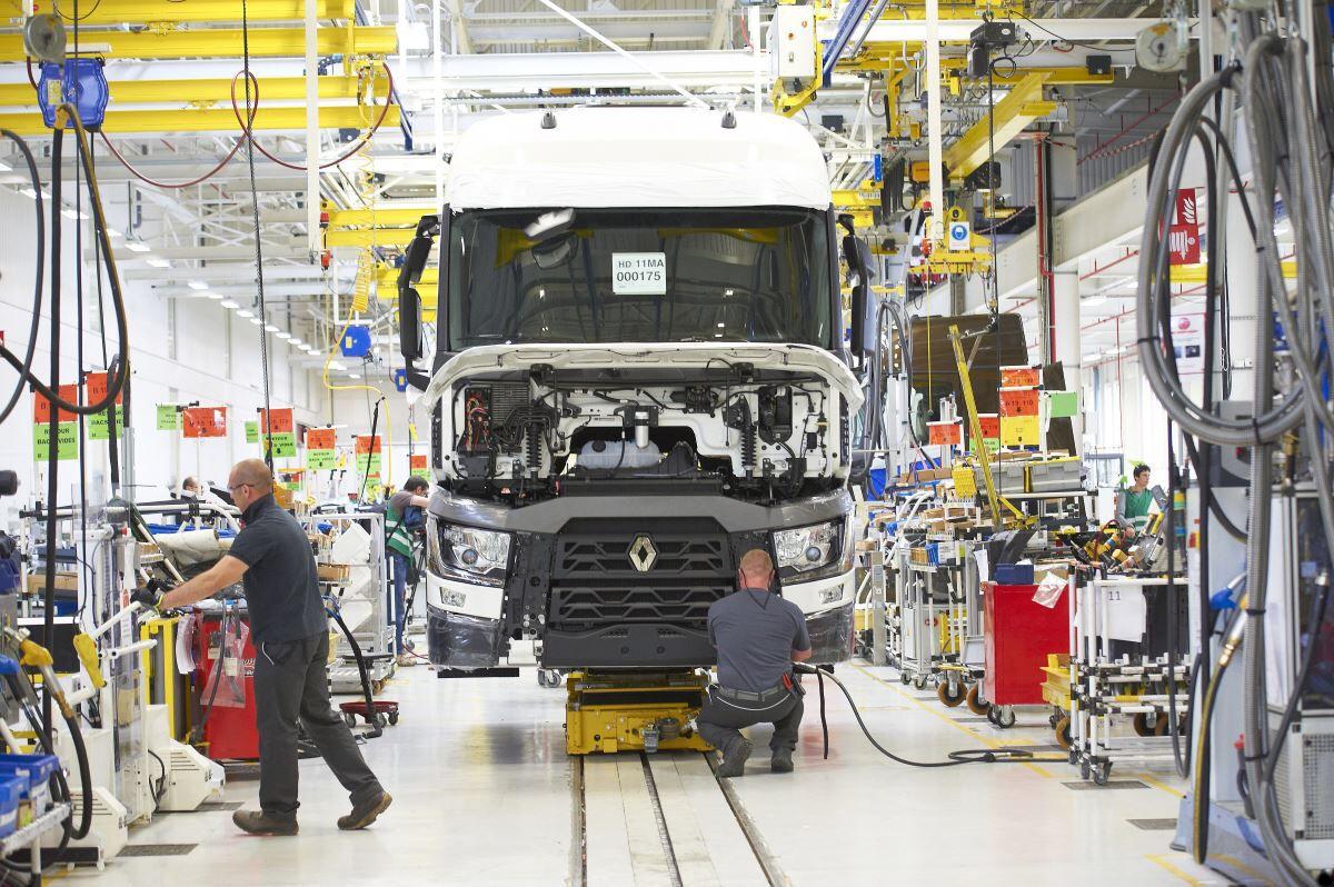 União Europeia aprova novas regras para cabines de caminhões