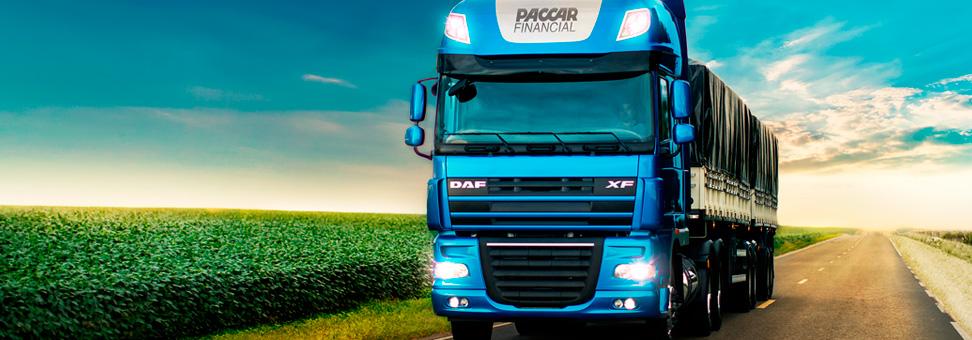 Paccar investe R$ 100 mi para financiar caminhões DAF no Brasil