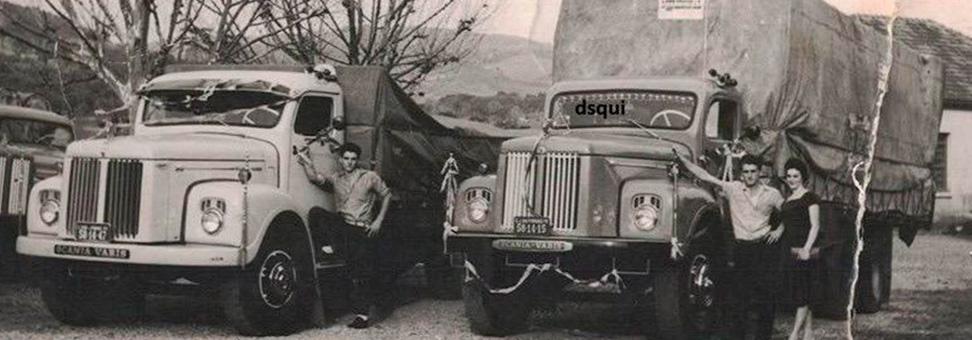 Há 59 anos: o primeiro caminhão Scania nacional