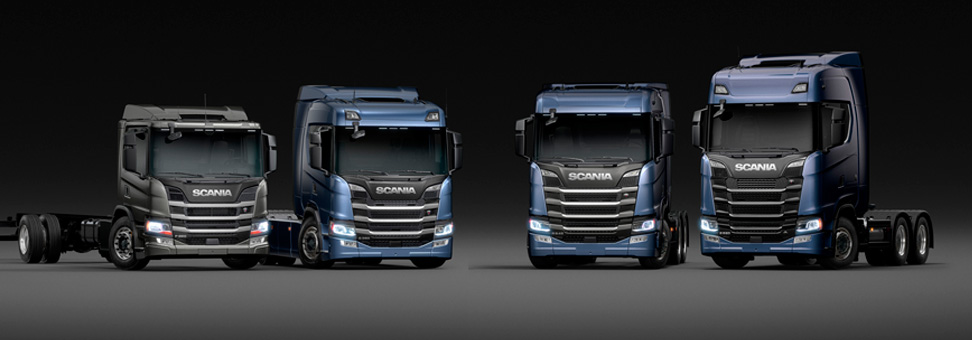 Scania: vinte mil vezes conectada