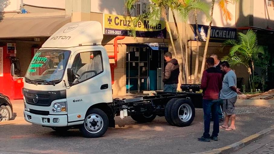 TruckPad e Foton celebram o Dia do Motorista em SP