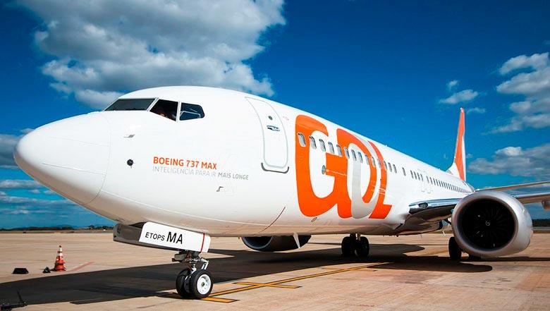 Gol inicia voos diretos entre Brasília e Cancún, no México