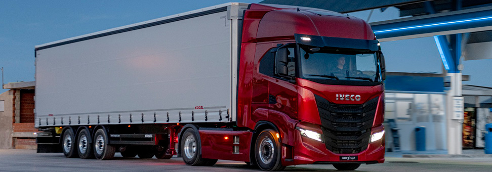 S-Way: o pesado do futuro da Iveco