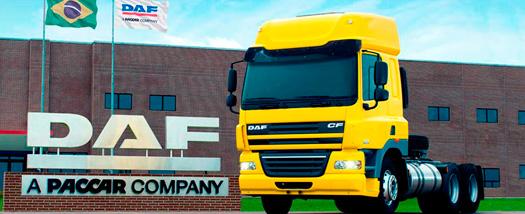 DAF Caminhões fortalece pós-venda no Brasil