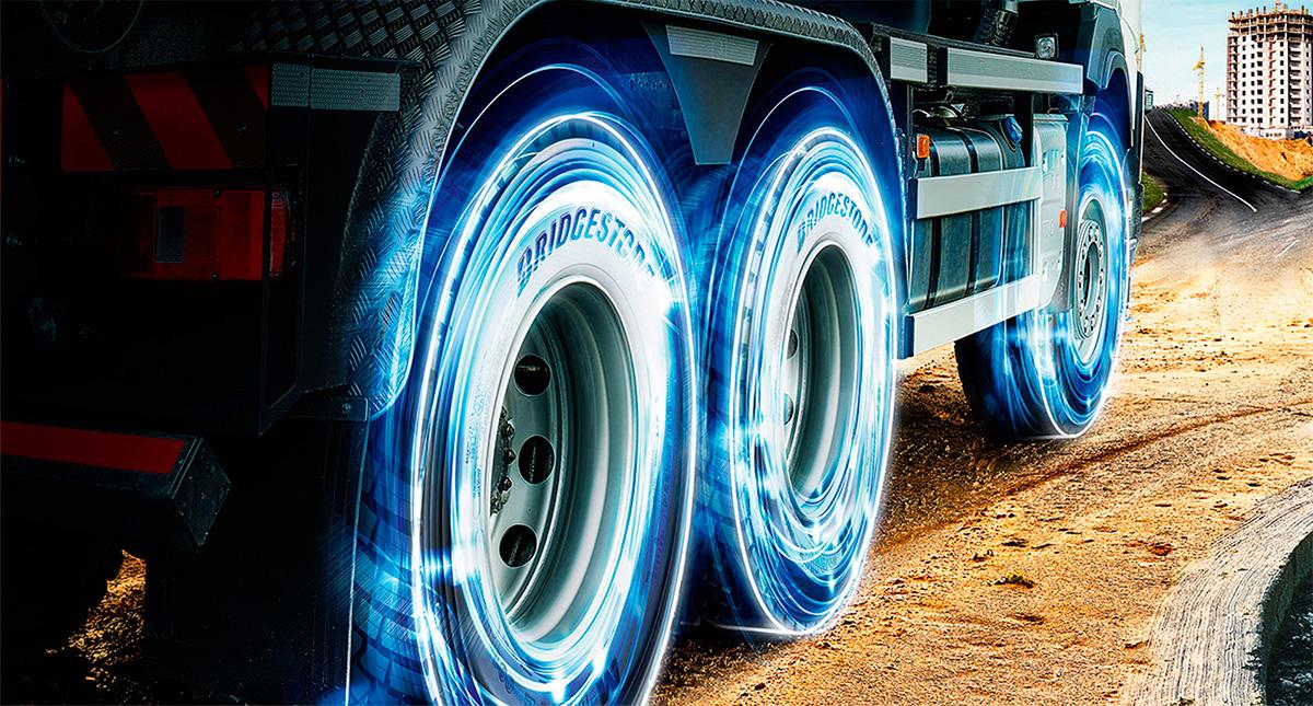 Bridgestone lança novos pneus para caminhões e ônibus