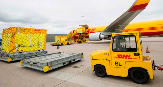 DHL lança serviço exclusivo de embarques da China para o Brasil