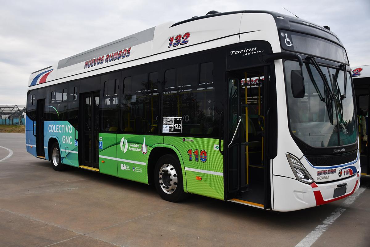 Marcopolo e Scania desenvolvem primeiro ônibus a GNV da Argentina