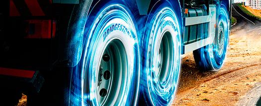 Quando um pneu de carga pode passar pelo processo de recapagem?