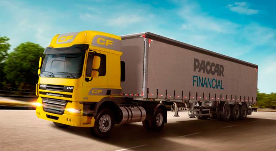 Entrevista com o diretor da Paccar Financial, banco dos caminhões DAF