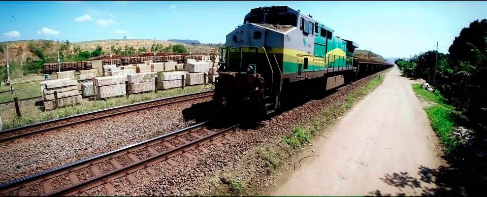 Terminal capixaba vai promover o transporte rodoferroviário de rochas ornamentais