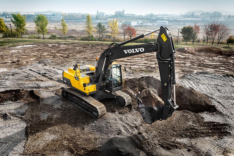 Volvo equipamentos de construção expande negócios na Bolívia