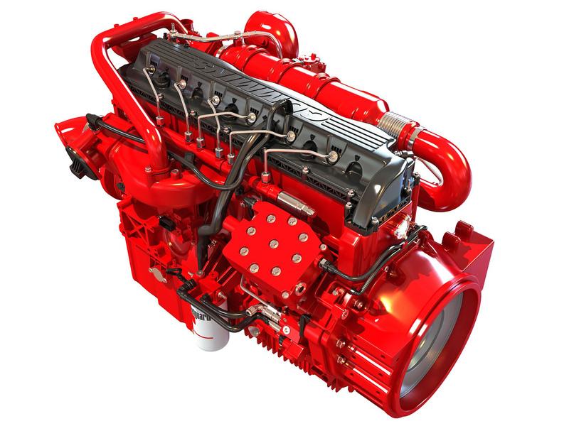 Cummins estreia pacote de soluções integradas com novo motor X13