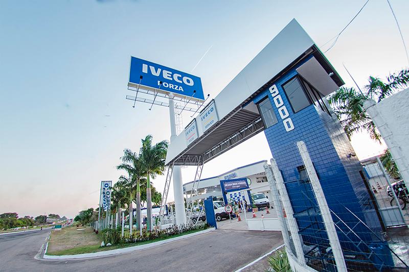 Nova concessionária Iveco no Ceará