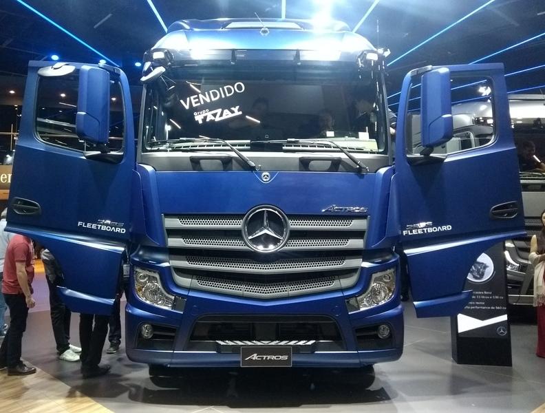 Novas condições de financiamento do Banco Mercedes-Benz