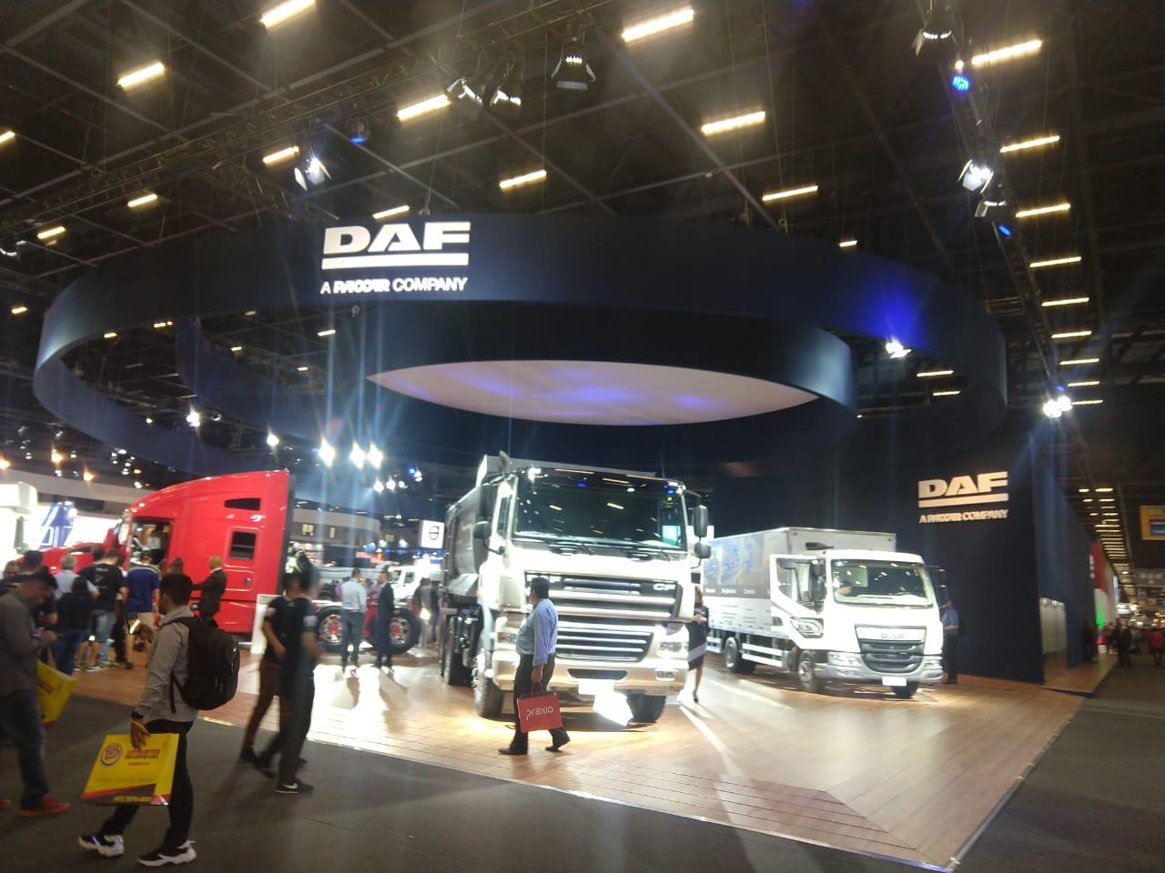 DAF amplia sua rede de revendas