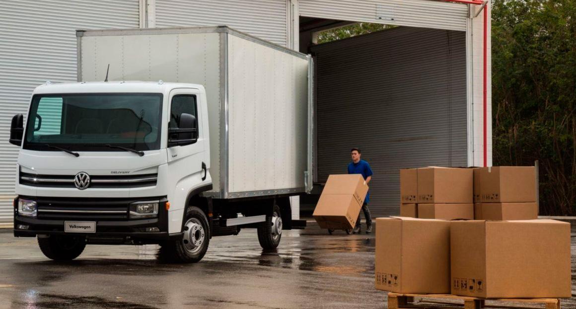 VW Delivery Express na Fenatran: caminhão com alma de carro