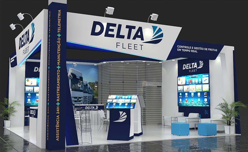 Grupo Delta lançará na Fenatran o Delta Fleet, sistema completo para gestão de frotas