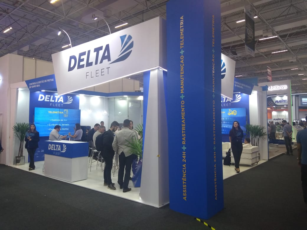Grupo Delta atesta sucesso do Delta Fleet na Fenatran