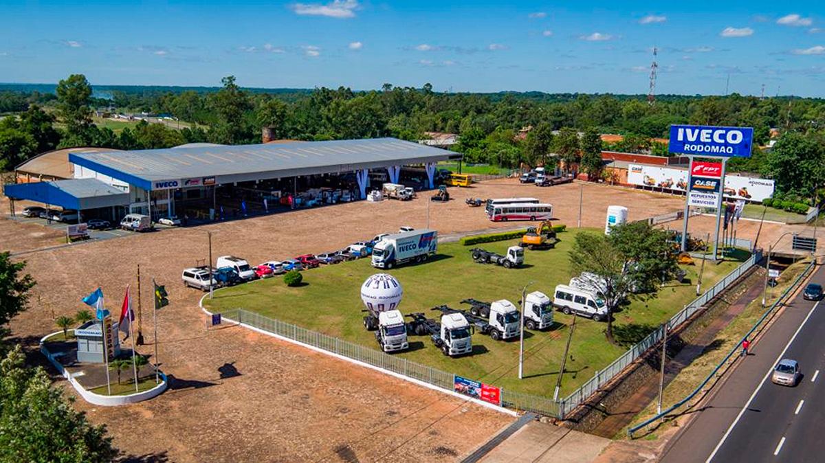 Iveco fortalece pós-venda no continente