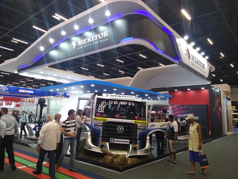 Meritor preparada para a eletrificação de veículos comerciais no Brasil