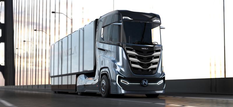 Nikola e CNH se unem para fabricar caminhões movidos a células de combustível e bateria