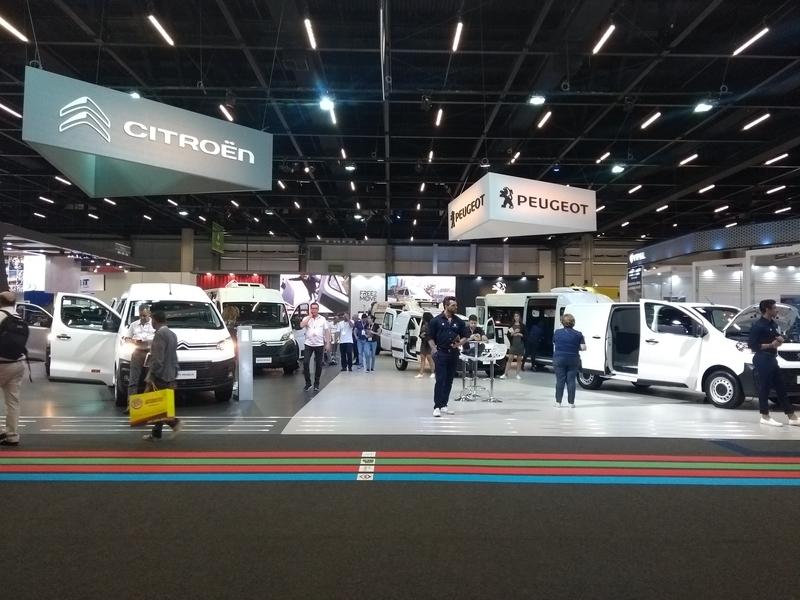 Peugeot turbina seu segmento de comerciais leves