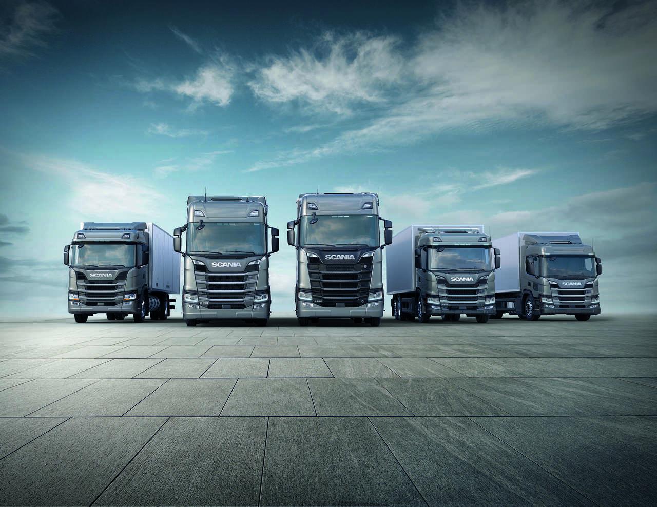 Scania nova geração e sistema TMA: eficiência comprovada