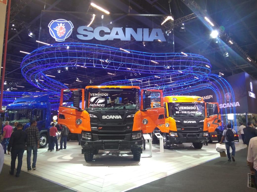 Scania é gente como a gente!