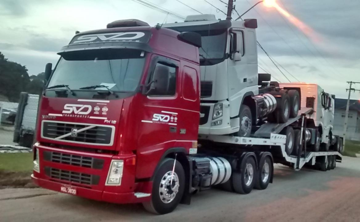 SVD oferece serviços para facilitar a logística