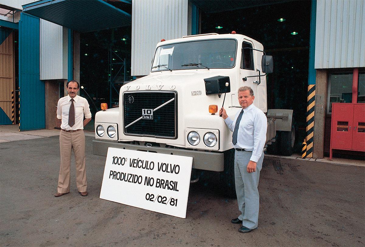 Morre na Suécia um dos pioneiros da indústria de veículos pesados no Brasil