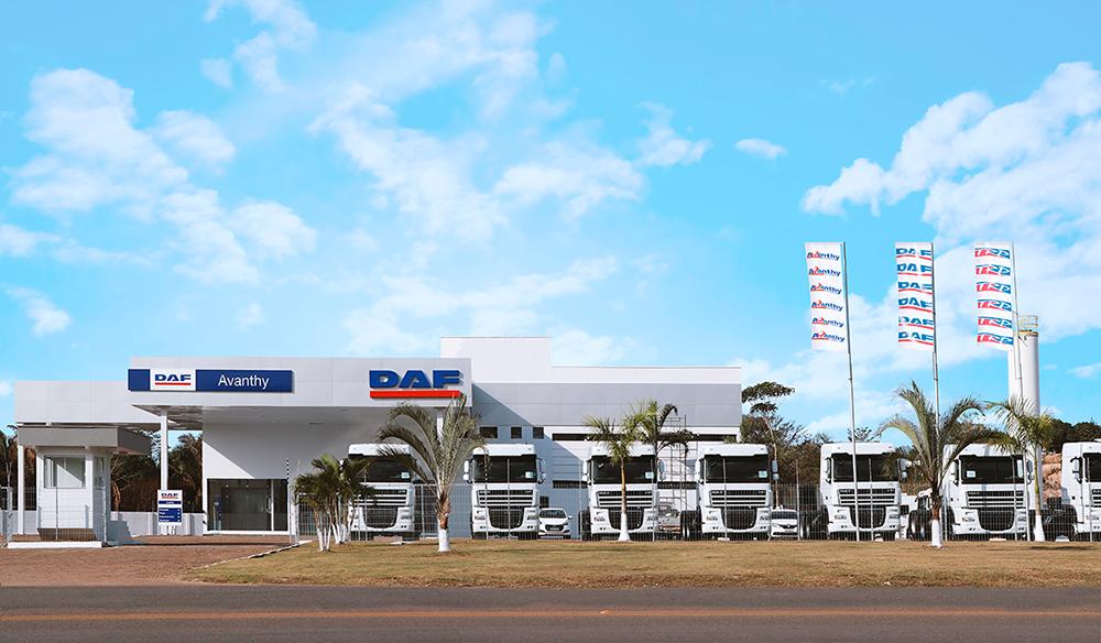 DAF Caminhões inaugura concessionária no Pará