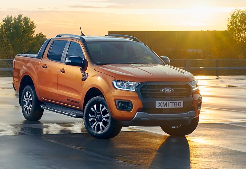 Ford Ranger é eleita ´Picape Internacional de 2020` na Europa