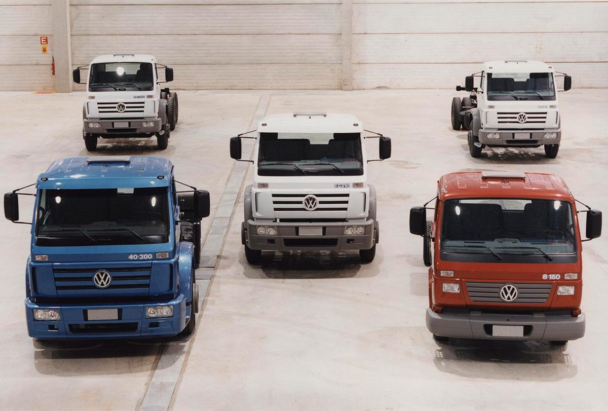 Série 2000 dos caminhões Volkswagen completa 20 anos