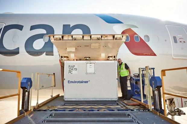 American Airlines transporta 450 toneladas de flores para o Dia de São Valentim