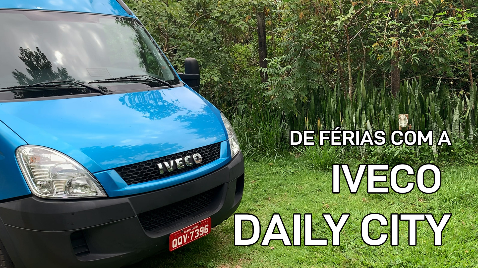De Iveco Daily City por aí…