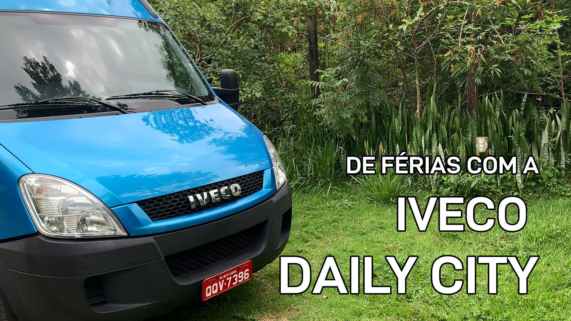De Iveco Daily City por aí…
