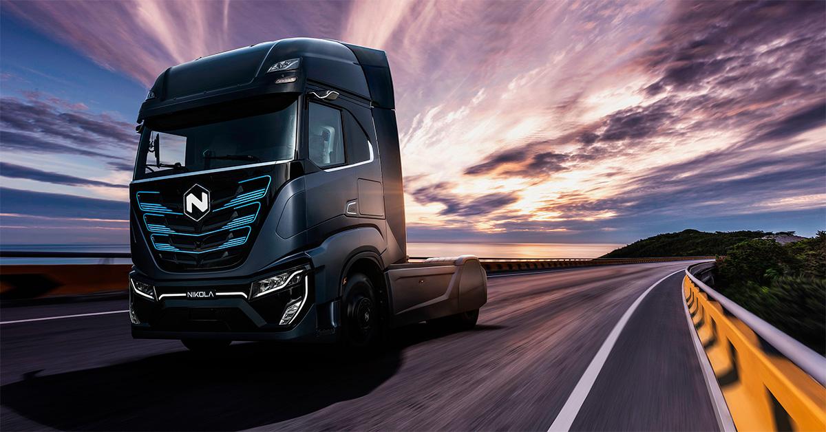 Iveco vai fabricar caminhões elétricos Nikola na Alemanha