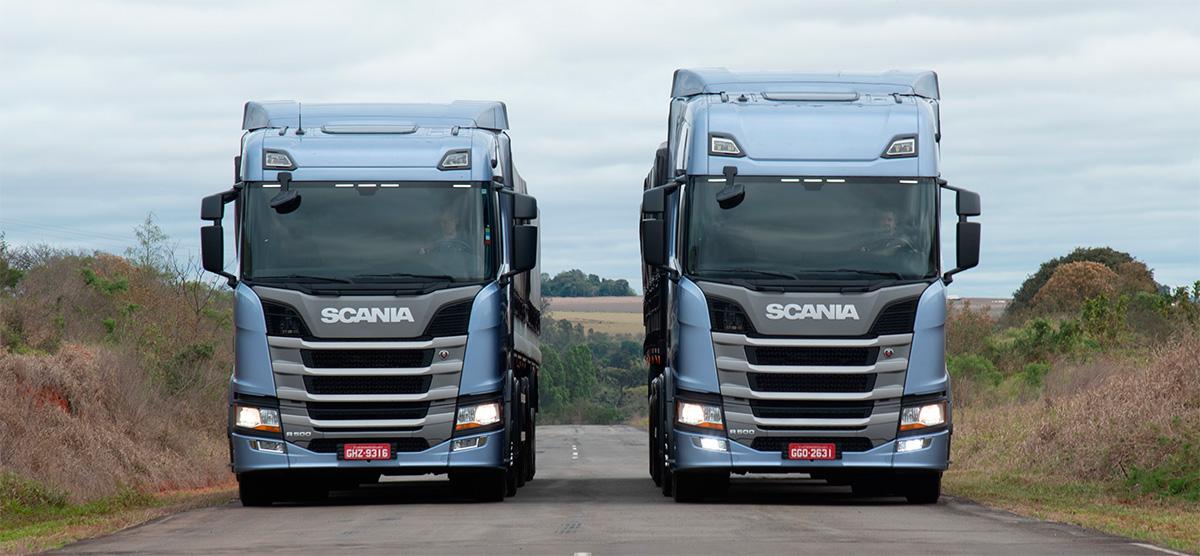 Scania consagra nova geração e quer mundo mais limpo