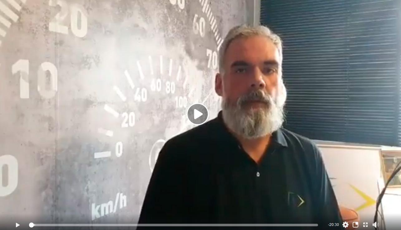Transporta Brasil faz plantão diário de transmissões ao vivo sobre o impacto da Covid-19 no transporte