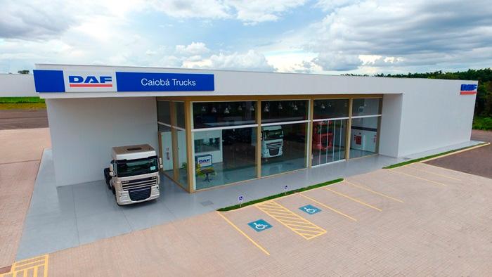 Brasil já tem 8 mil caminhões DAF fabricados
