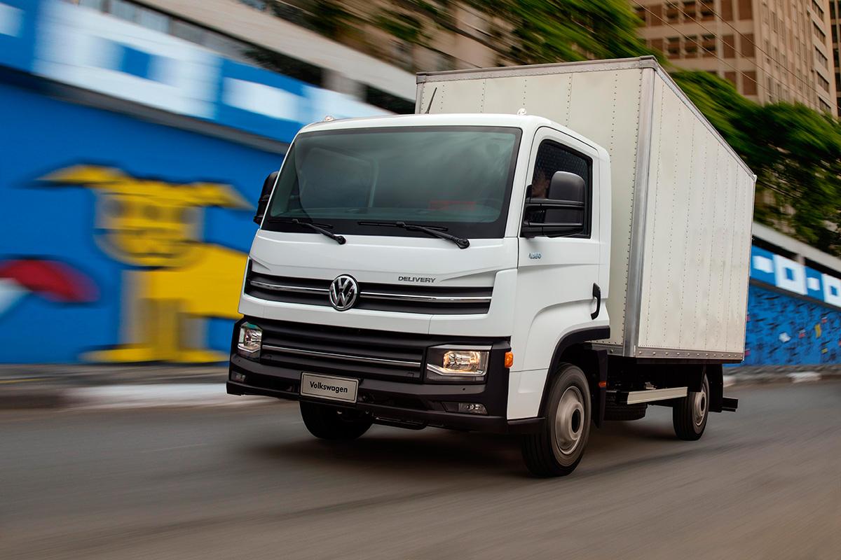 20 mil vezes Volkswagen Delivery
