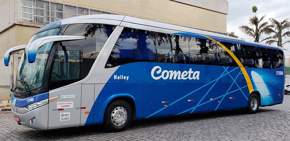 Cometa, Catarinense e 1001 darão 50% de desconto nas passagens
