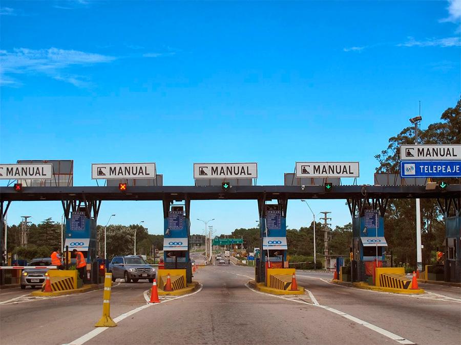 Uruguai libera pedágios em período de pandemia