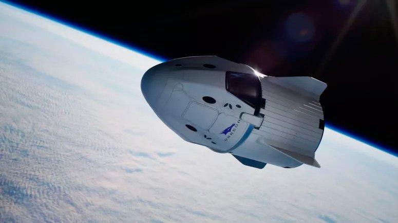 Veículo espacial comercial faz primeira viagem com sucesso